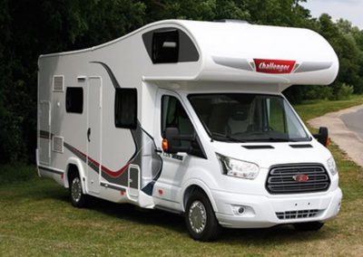 Camping-car Challenger Genesis M15 6 places