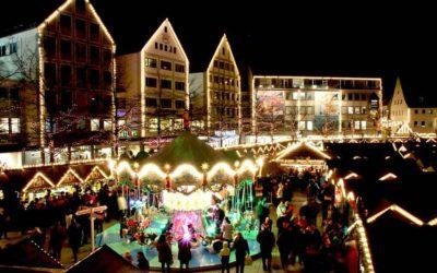 Noël en camping car: les destinations les plus magiques